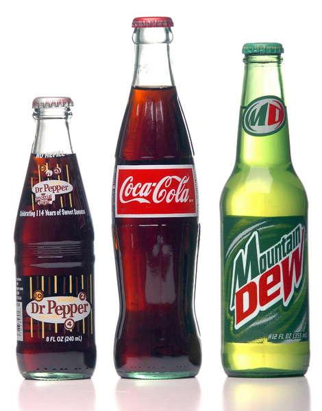Soda Pop And Tooth Enamel